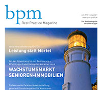 Best Practice Magazin 1/2010