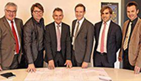 Förderantrag für den Neubau des Berufsbildungszentrums Vilshofen abgegeben