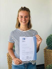 Christiane Brandl - Prüfung zum Ausbilder (IHK) bestanden
