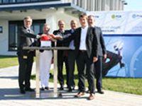 Erster Glasfaseranschluss von Kabel Deutschland